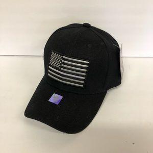 Black flag hat NWT